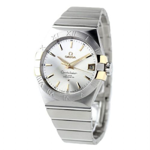 OMEGA Constellation Co-Axial Automatic 38mm Gents Watch 123.20.38.21.02.005